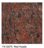 Red Huada granite