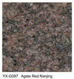Agate Red granite