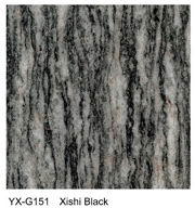 Xishi Black granite